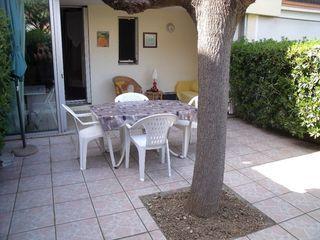 Appartement en rez-de-jardin LE CAP D'AGDE 35 m² ()