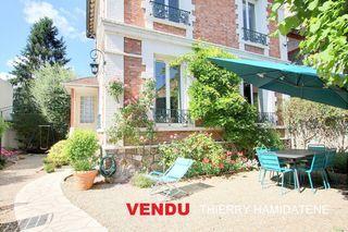 Maison bourgeoise ARGENTEUIL 115 m² ()