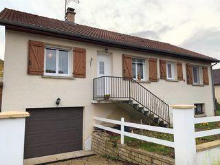 Maison individuelle SAINT DIZIER 90 m² ()