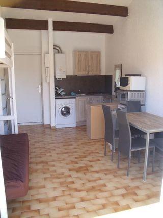 Appartement en résidence LE CAP D'AGDE 26 m² ()