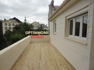 Appartement rénové LE HAVRE 64 m² ()