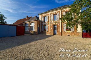 Maison VAUCHELLES LES QUESNOY 150 m² ()