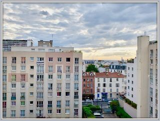 Appartement PARIS 20EME arr 26 m² ()