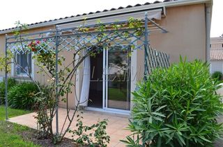 Appartement en rez-de-jardin MIRAMAS 46 m² ()