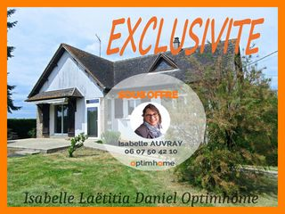 Maison de caractère VERNEUIL SUR AVRE 86 m² ()
