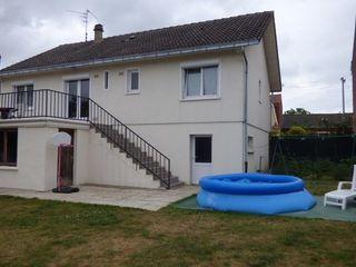 Maison plain-pied BIACHE SAINT VAAST 80 m² ()