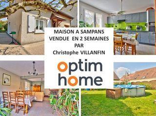 Maison SAMPANS 100 m² ()