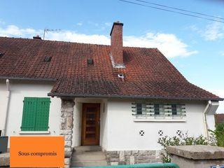 Maison mitoyenne GUEUGNON 82 m² ()
