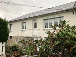 Maison plain-pied PONT AUDEMER 75 m² ()