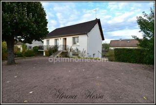Maison individuelle ETANG SUR ARROUX 98 m² ()