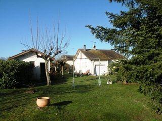 Maison individuelle PARENTIS EN BORN 60 m² ()