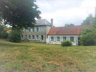 Maison de caractère NOUVION 230 m² ()