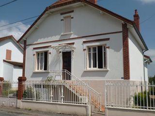 Maison individuelle TOULON SUR ARROUX 128 m² ()