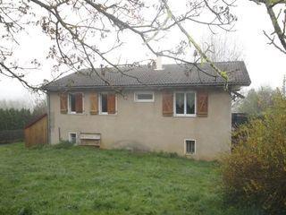 Maison individuelle CORMARANCHE EN BUGEY  ()