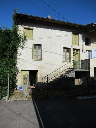 Maison à rénover BOHAS MEYRIAT RIGNAT 50 m² ()