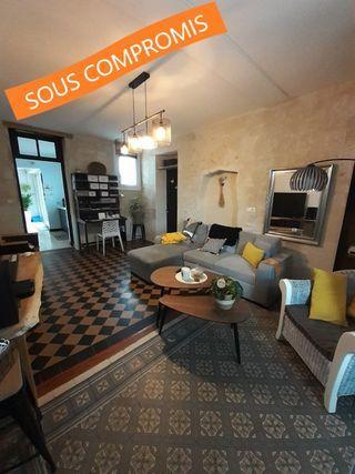 Maison en pierre LUCON 200 m² ()