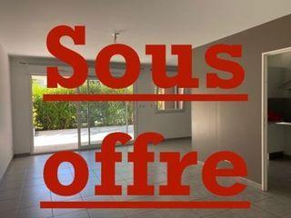 Appartement en rez-de-jardin MARSEILLE 9EME arr 70 m² ()