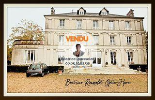 Maison de maître FONTAINEBLEAU 510 m² ()