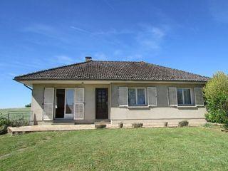 Maison individuelle SANVIGNES LES MINES 95 m² ()
