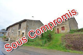 Maison en pierre QUINCY LANDZECOURT 130 m² ()