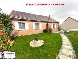 Maison plain-pied JOUY 101 m² ()