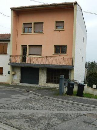 Maison de ville SAINT NICOLAS DE PORT 149 m² ()