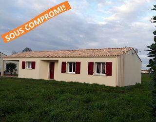 Villa NALLIERS 110 m² ()