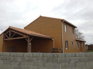Maison en bois LUCON 152 m² ()