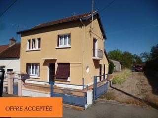 Maison jumelée GUEUGNON 100 m² ()
