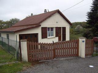 Maison plain-pied GLENAT 51 m² ()
