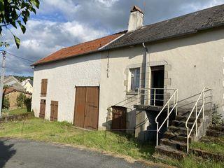 Maison de village DUN LE PALESTEL 35 m² ()