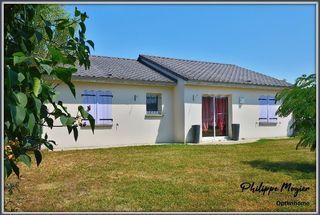 Maison plain-pied COGNAT LYONNE 114 m² ()