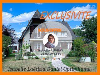 Maison de caractère VERNEUIL SUR AVRE 140 m² ()