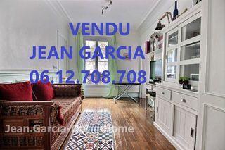 Appartement ancien PARIS 20EME arr 50 m² ()