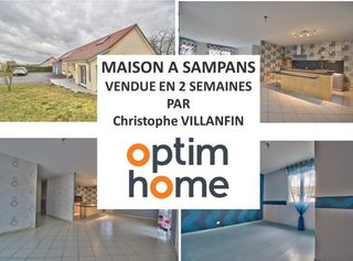 Maison SAMPANS 160 m² ()