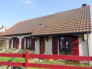 Maison ANGERVILLE 114 m² ()