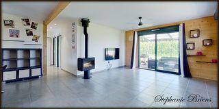 Maison à ossature bois ARESSY 90 m² ()
