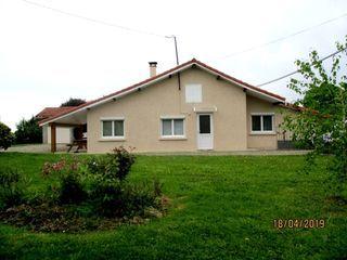 Maison plain-pied LUPPE VIOLLES 86 m² ()