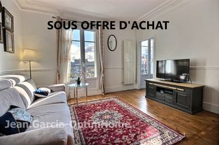 Appartement Haussmannien PARIS 16EME arr 51 m² ()