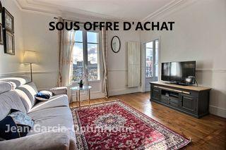Appartement Haussmannien PARIS 16EME arr 51 m² ()
