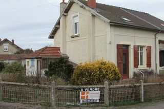Maison mitoyenne SANVIGNES LES MINES 83 m² ()
