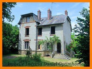 Maison de caractère VERNEUIL SUR AVRE 136 m² ()
