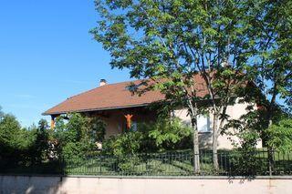 Maison individuelle BRENOD 143 m² ()