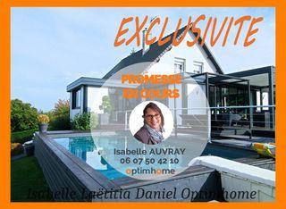 Maison contemporaine VERNEUIL SUR AVRE 220 m² ()