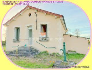 Maison de village SAINT SORNIN LEULAC 47 m² ()