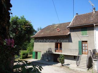 Maison à rénover SAINT GENIX SUR GUIERS 92 m² ()