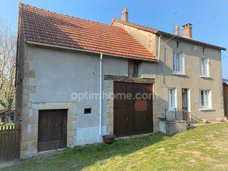 Maison de village LA CELLE DUNOISE 110 m² ()