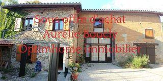 Maison en pierre CHIRENS 190 m² ()