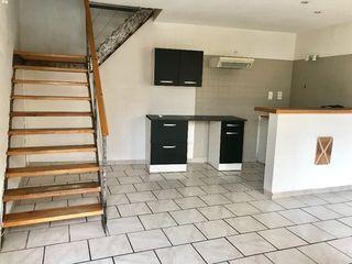 Maison de village SAINT LAURENT D'AIGOUZE 40 m² ()