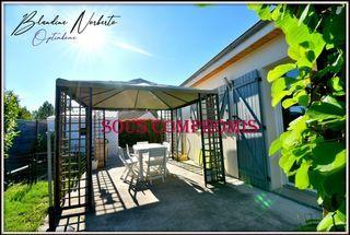 Maison plain-pied VERTAIZON 100 m² ()